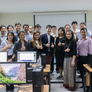 วิทยากร MOOC Lifelong Learning MOODLE